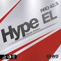 Hype EL Pro 42.5 Optimal rubbers in ireland