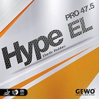 Hype EL Pro 47.5 rubbers ireland