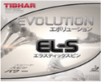 Tibhar Evolution ELS Rubbers