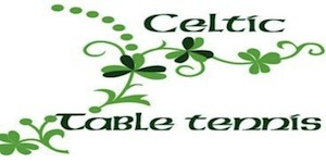 Celtic Table Tennis logos