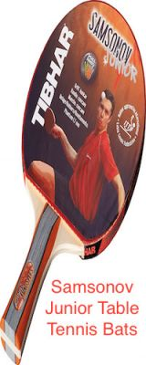 Samsonov Junior bat