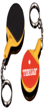 TIBHAR Table Tennis Jewellery