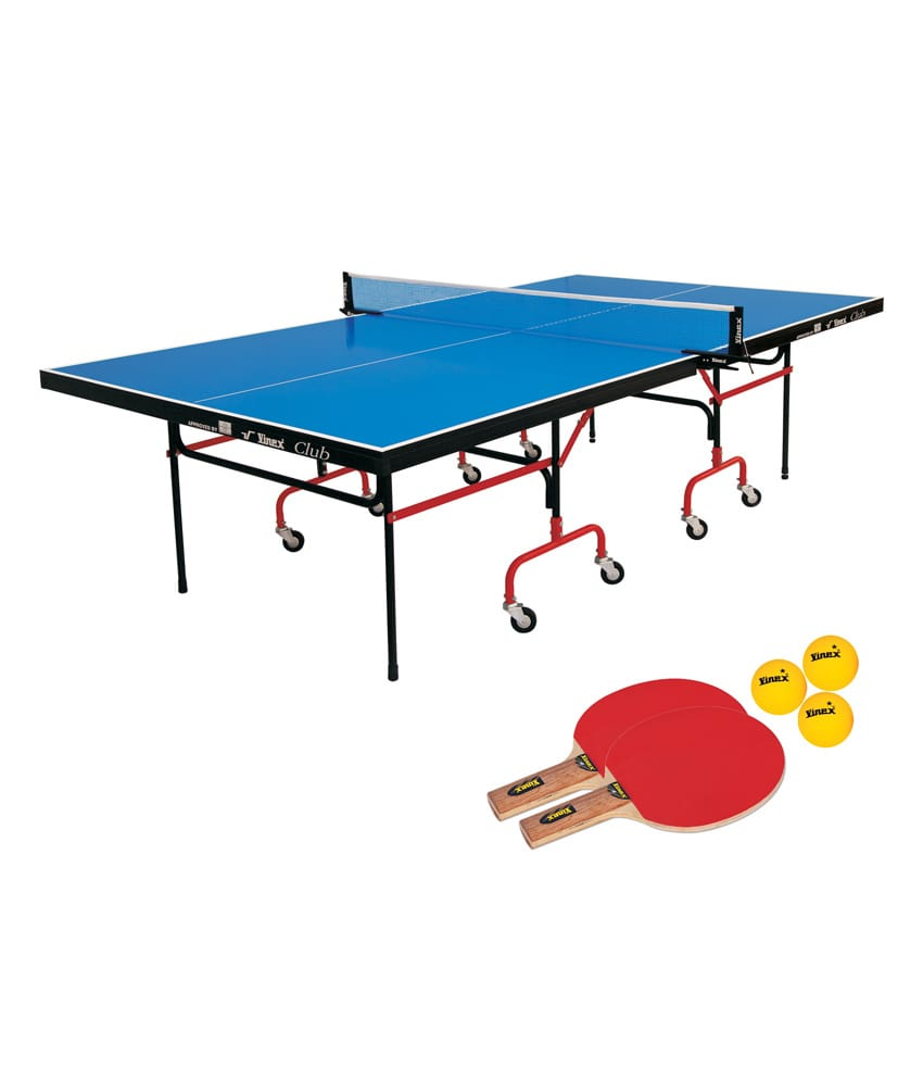 Table Tennis Club Accessories Ireland