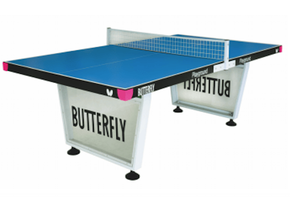 Butterfly Playground Outdoor Tables